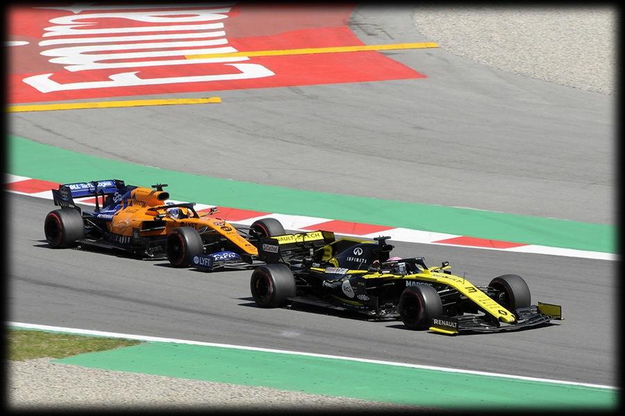 Cursa de Fórmula 1