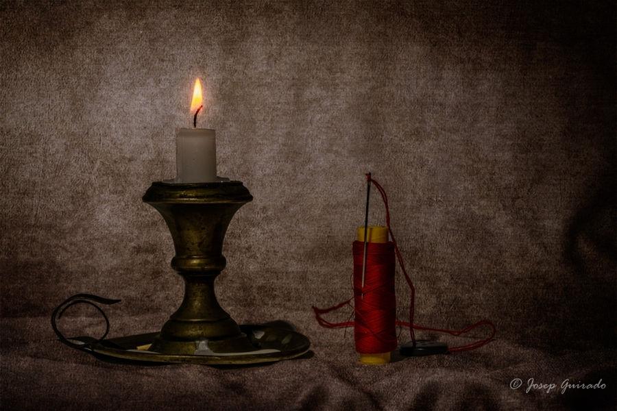 Espelma i fil