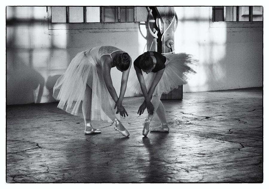 Duo de Ballerines