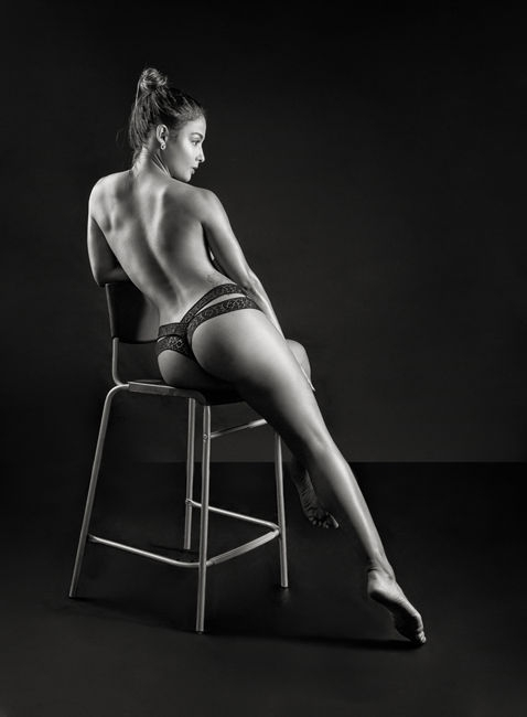 Elegant manera de seure