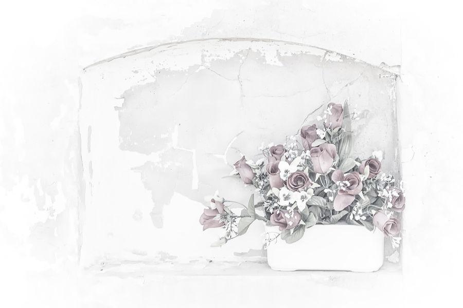 Flores en la memoria