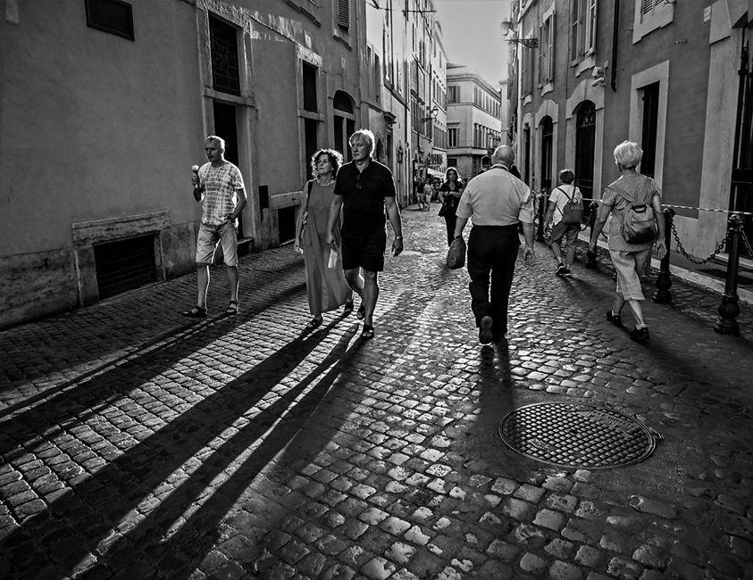Fotostreet en Roma