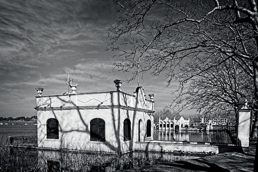 Laguna de Bañolas hivern