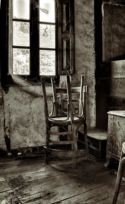 habitacio abandonada
