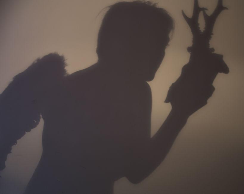Autoretrat...fem ombres