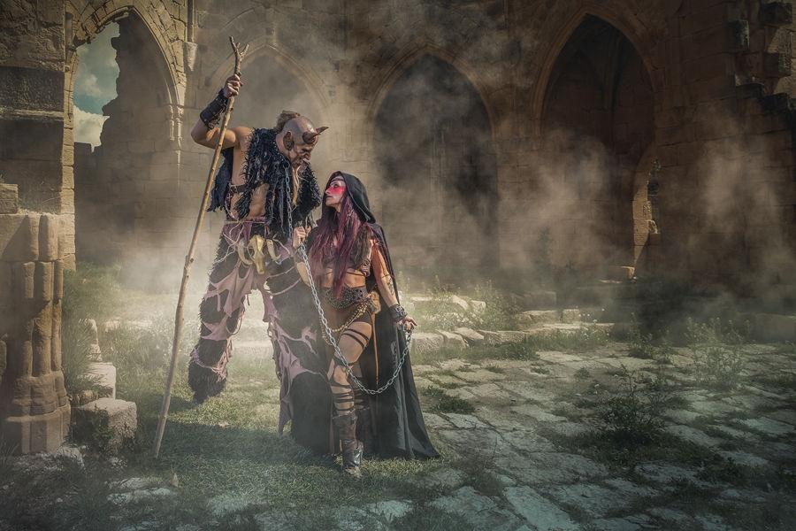 Urko i Ares