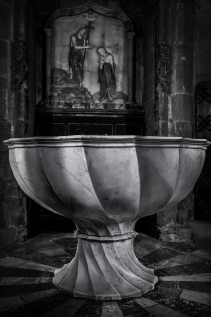 Pica baptismal