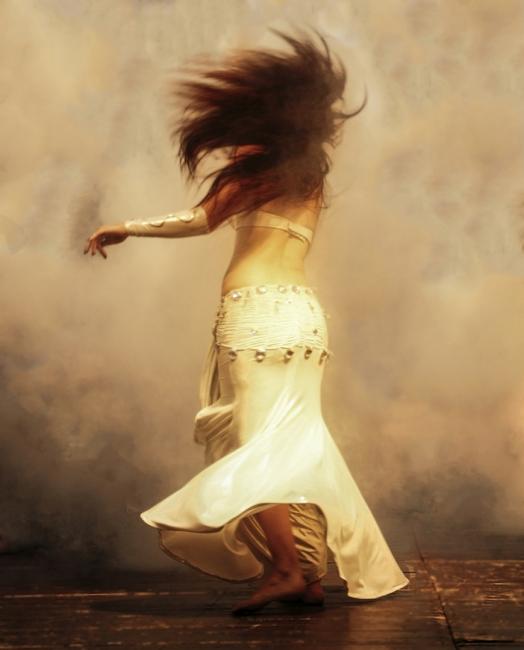 Ballar amb la boira