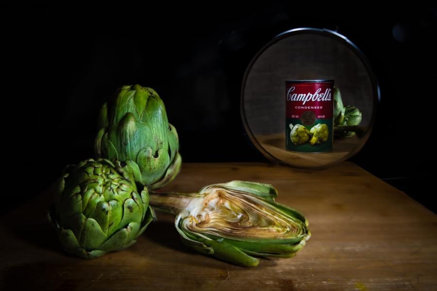Campbell's artichoke