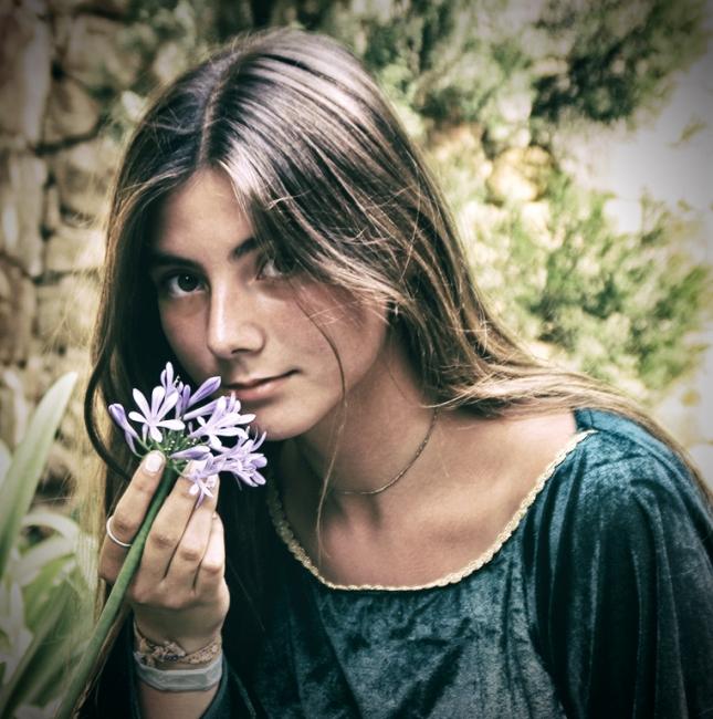 Dues flors