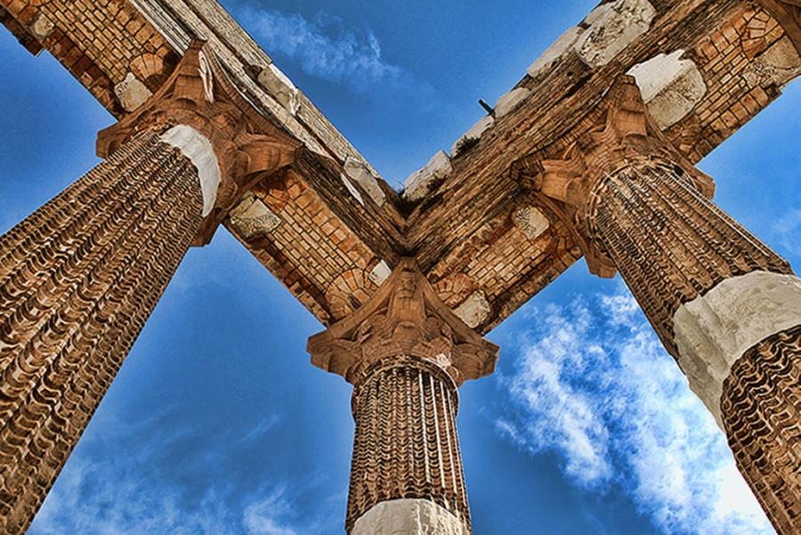 Els pilars del cel
