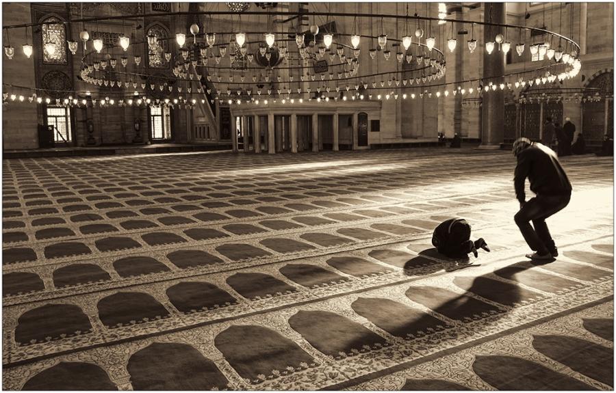 L'hora de la pregària