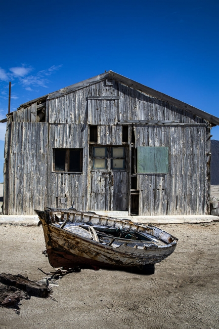 La barca del vell pescador