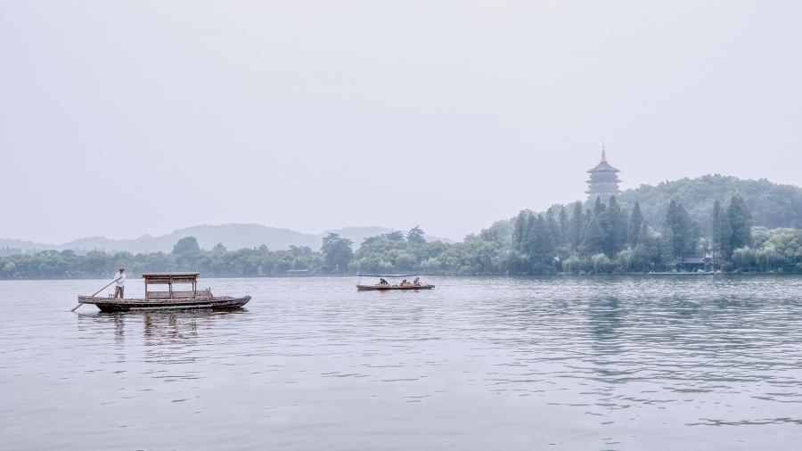 Llac de L´Oest - Hangzhou