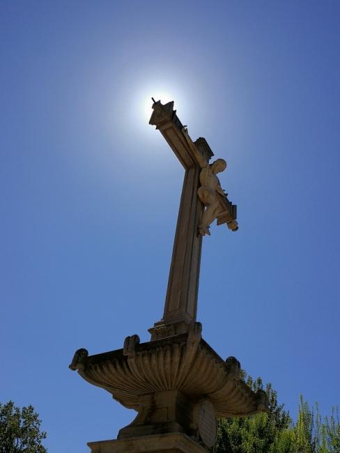 Mort a la Creu