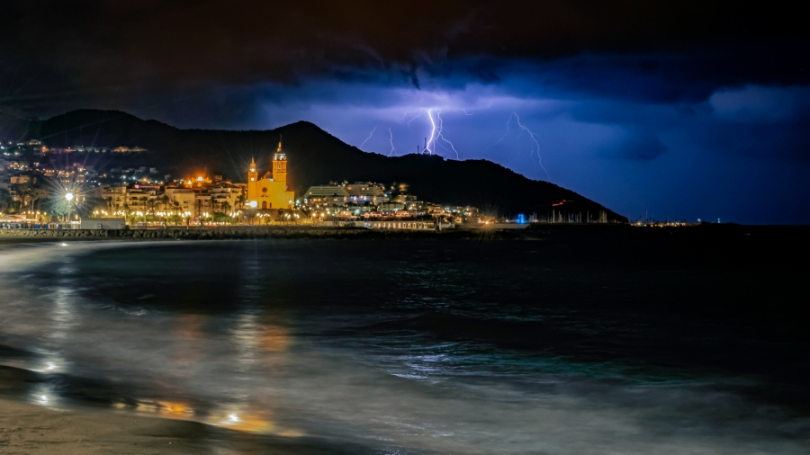 Nit de tempesta