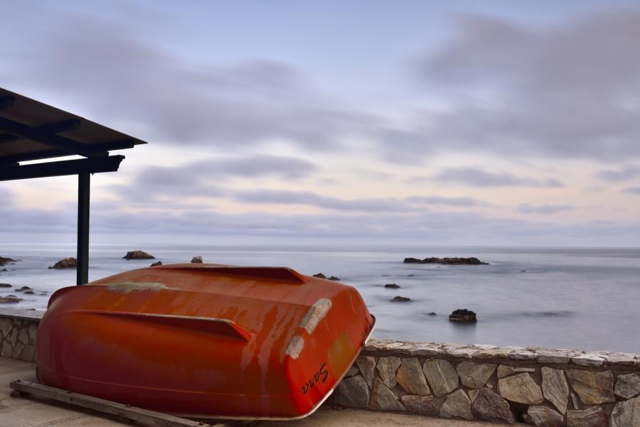 La barca sin pescador