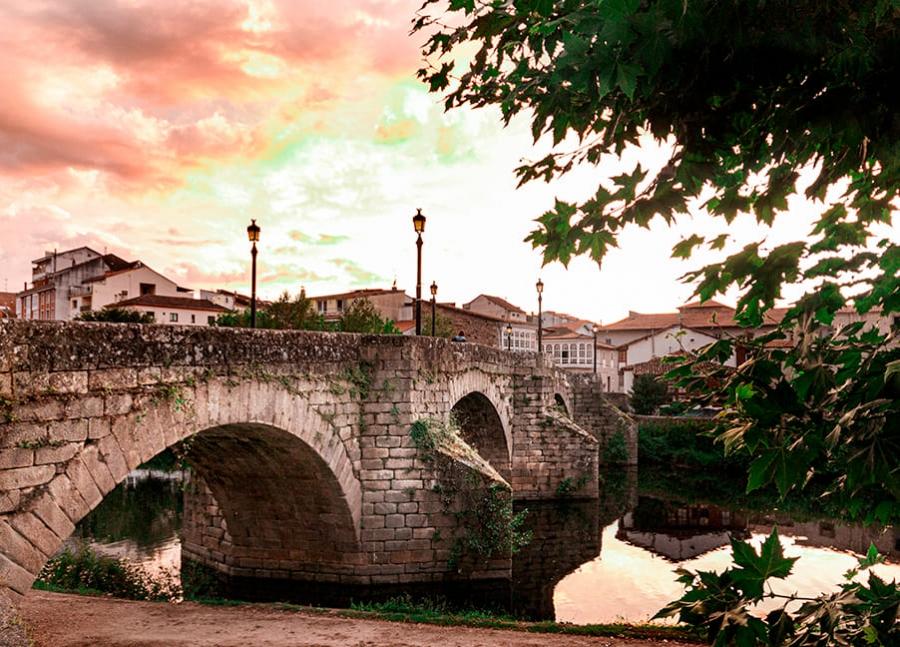 Puente Romano - Monforte de Lemos