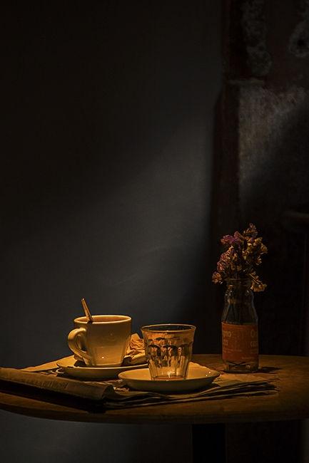 Servei de cafè