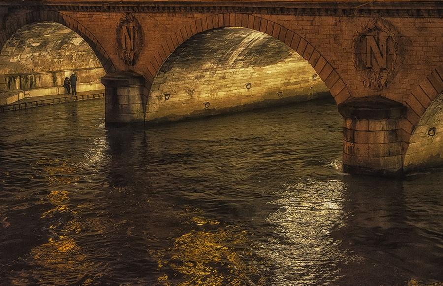 Pont sobre el Sena