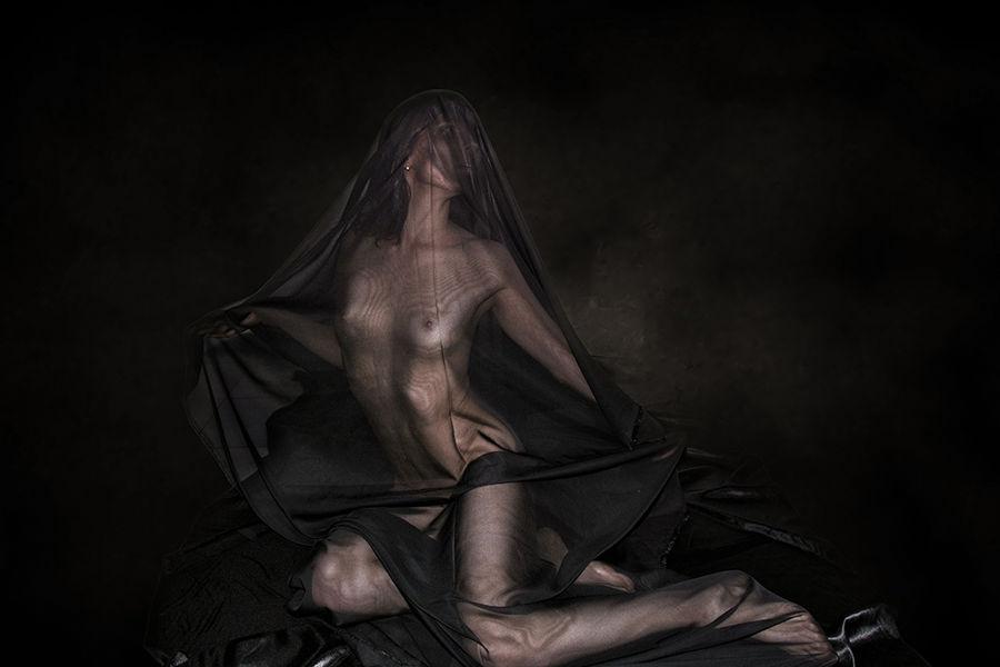 la mariee noire