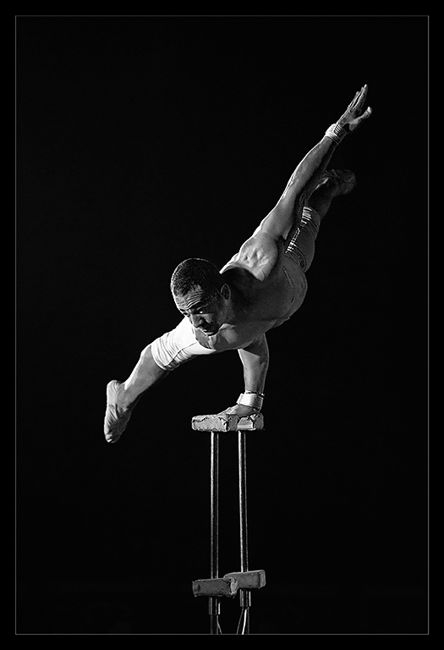 Circ Raluy - Equilibrista 2