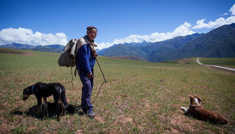 pastor peruano