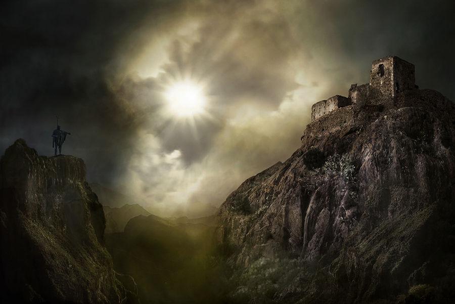 El guardià del castell
