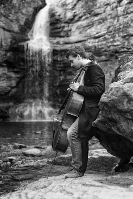 El violonchelista