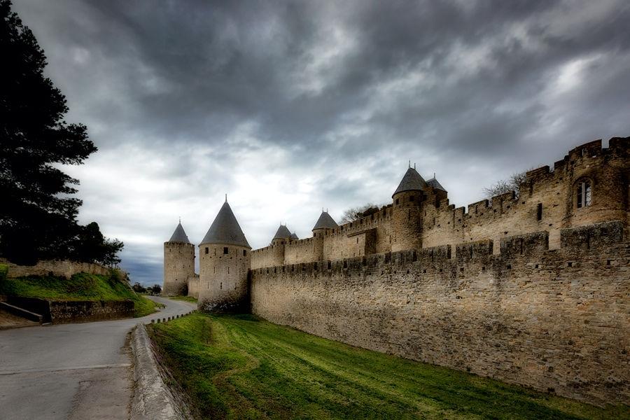 Le Cite de Carcassonne