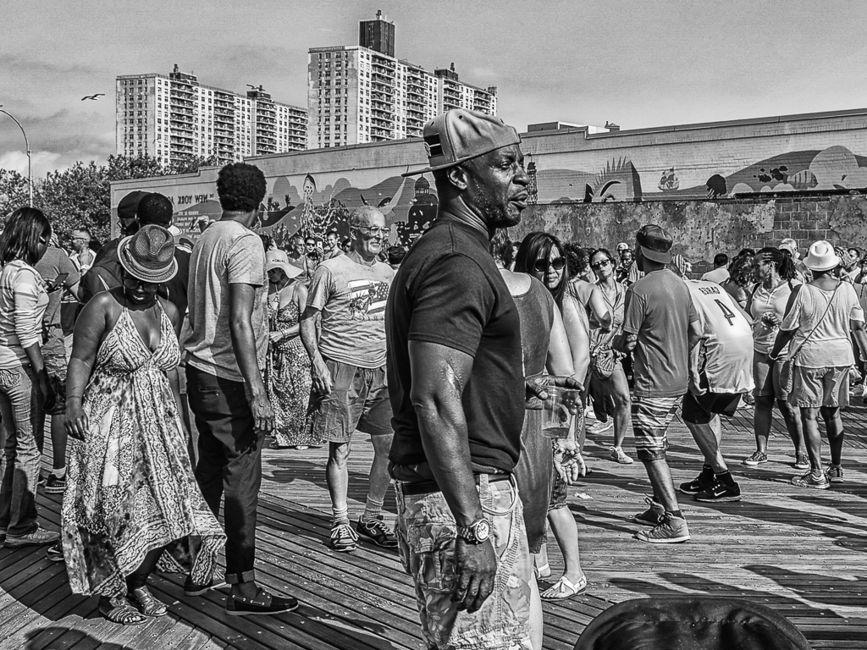 DANCING IN THE STREET - DRF