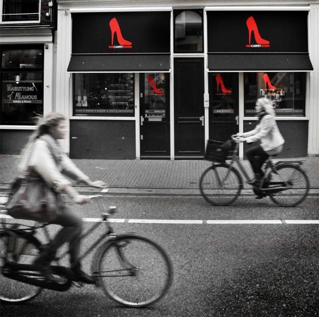 a peu o amb bici?