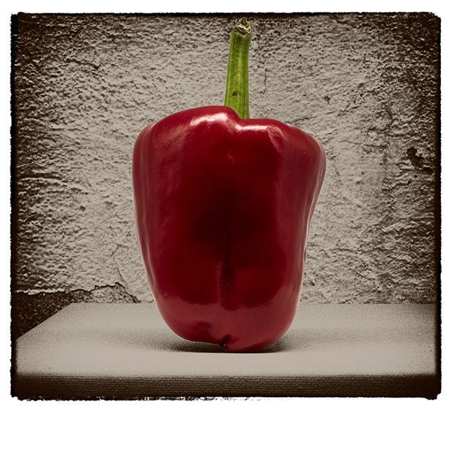 Pebrot Vermell