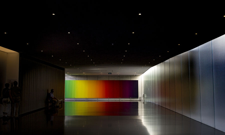 Perspectiva de colors