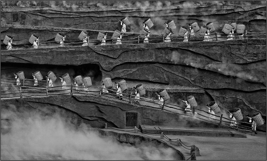 Tea Transport in Lijiang