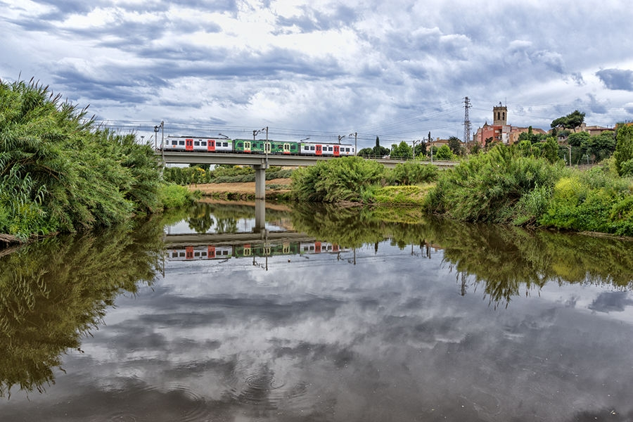 Viatge en tren