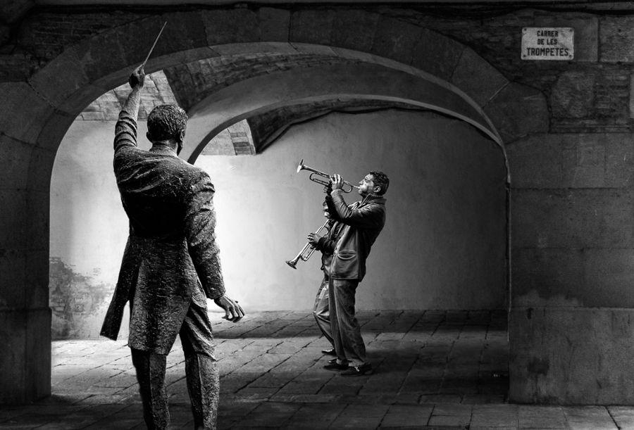 Carrer de les trompetes