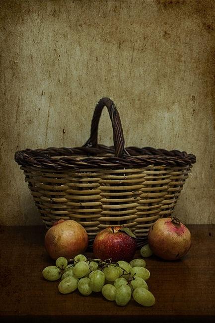 Cistella i Fruita