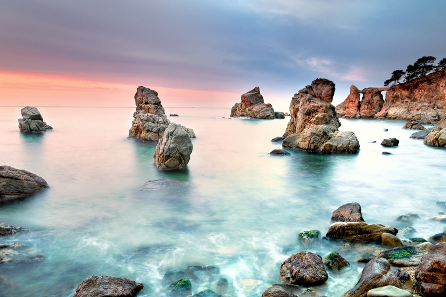 Rocas solitarias