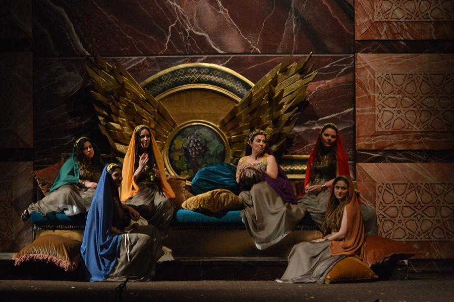 concubines d'herodes