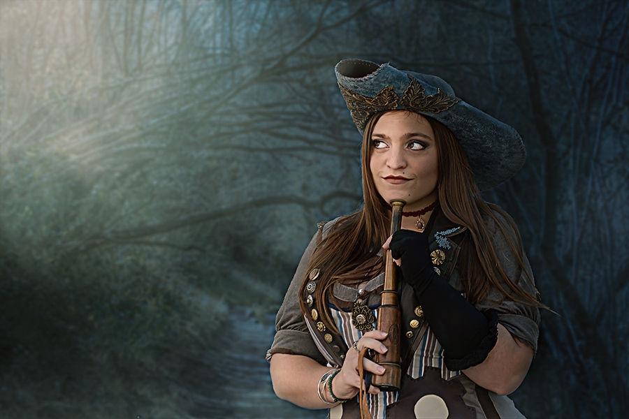 Dama del Bosc