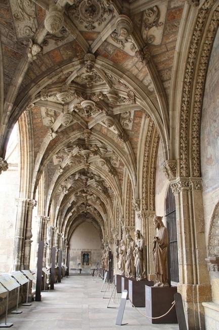 Claustro catedralicio