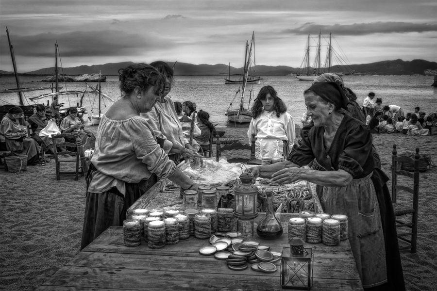 Amxoas i la mar salada