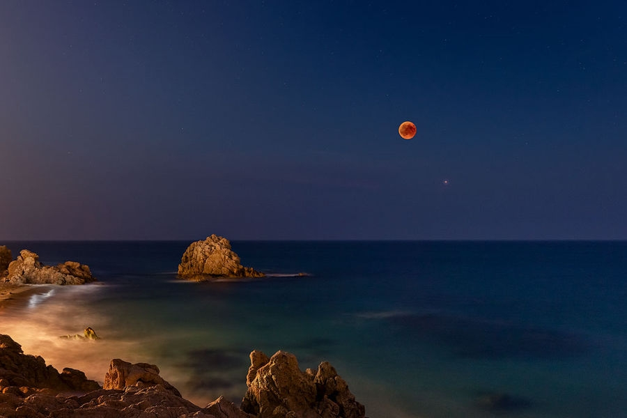 Lluna Vermella