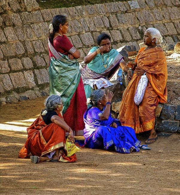 Tertulia - India del Sur 2