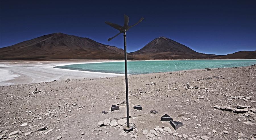 Lago de Chile