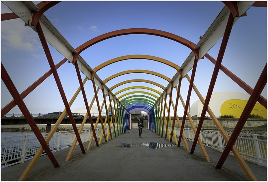 Aviles Puente de San Sebastián