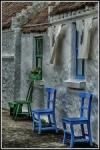Botiga de samarretes a l'illa d'Aran (Irlanda)
