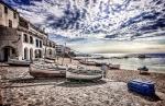 La platja de Calella