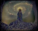 La Virgen del bosque
